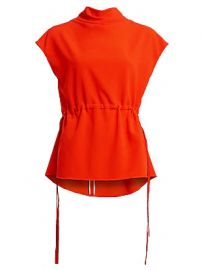 Rachel Comey - Augusta Stretch Crepe Top at Saks Fifth Avenue