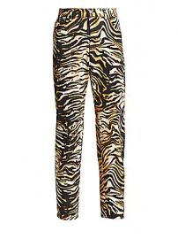 Rachel Comey - Tesoro Tiger Print Jeans at Saks Fifth Avenue