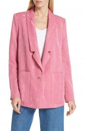 Rachel Comey Lovely Wool Blend Moir   Blazer at Nordstrom