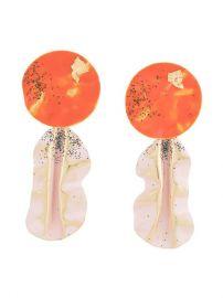 Rachel Comey Painted Drop Earrings - Farfetch at Farfetch