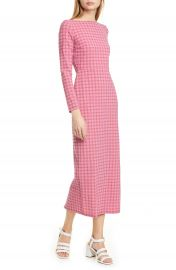 Rachel Comey Ryer Plaid Pencil Dress   Nordstrom at Nordstrom