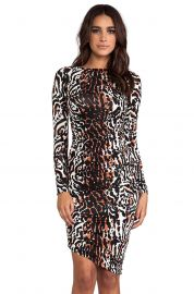 Rachel Pally Sage Dress in Wildcat  at Revolve