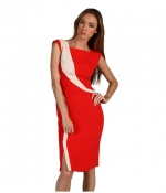 Rachel Roy flame inset dress from Hart of Dixie at Zappos