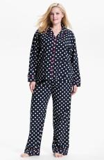 Rachel's pajamas in plus size at Nordstrom