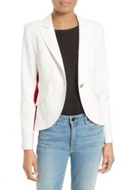 Racing Striped Blazer by Smythe at Nordstrom