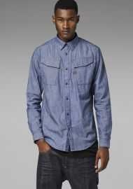 Rackler Chambray Shirt at G Star Raw