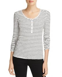 Rag and Bone Lilies Henley at Bloomingdales