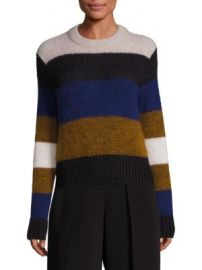 Rag   Bone - Britton Striped Pullover at Saks Fifth Avenue