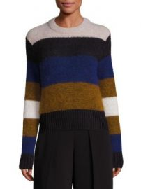 Rag   Bone - Britton Striped Pullover at Saks Off 5th