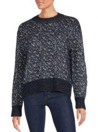 Rag   Bone - Merino Wool Blend Sweater at Saks Off 5th