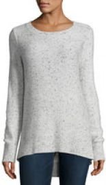 Rag   Bone - Tamara Cashmere Crewneck Sweater grey at Saks Fifth Avenue