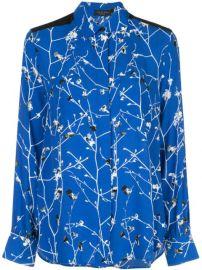 Rag   Bone Therese Floral Print Blouse - Farfetch at Farfetch