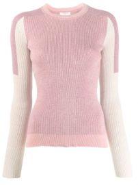 Rag   Bone Tia Contrast Panel Sweater - Farfetch at Farfetch