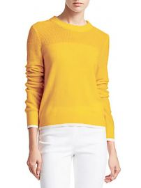 Rag  amp  Bone - Yorke Cashmere Sweater at Saks Off 5th