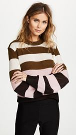 Rag  amp  Bone Annika Crew Neck Sweater at Shopbop