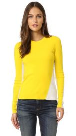 Rag  amp  Bone Cecilee Crew Neck Sweater at Shopbop