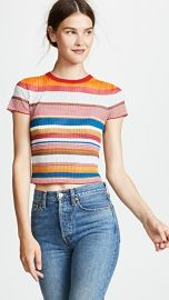 Rag  amp  Bone Katie Tee at Shopbop