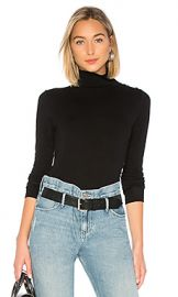 Rag  amp  Bone Leyton Turtleneck in Black from Revolve com at Revolve