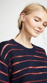 Rag  amp  Bone Penn Crew Neck Sweater at Shopbop