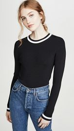 Rag  amp  Bone Priya Crew Sweater at Shopbop