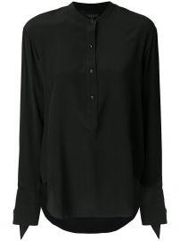 Rag Bone cut out detail blouse at Farfetch