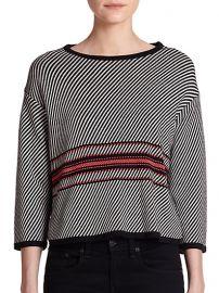Rag and Bone - Dawn Striped Sweater at Saks Fifth Avenue