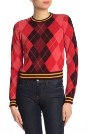 Rag and Bone Dex Argyle Sweater at Nordstrom Rack