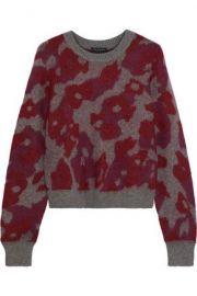 Rag and Bone Leopard Sweater at The Outnet