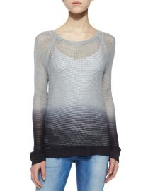 Rag and Bone Odette Ombre Sweater at Neiman Marcus