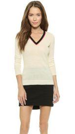 Rag andamp Bone Vivian V Neck Sweater at Shopbop