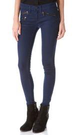 Rag andamp BoneJEAN RBW 23 Zipper Jeans at Shopbop