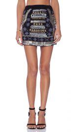 Raga Embellished Mini Skirt in Multi  REVOLVE at Revolve