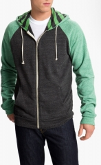 Raglan hoodie by Threads for Thought at Nordstrom