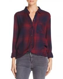 Rails Hunter Plaid Shirt Women  at Bloomingdales