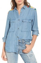 Rails Jimi Chambray Shirt   Nordstrom at Nordstrom