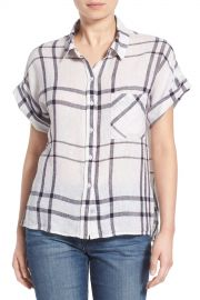 Rails     x27 Whitney  x27  Plaid Top   Nordstrom Rack at Nordstrom Rack