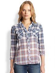 Rails - Ashton Ombrand233 Plaid Button-Down Shirt at Saks Fifth Avenue