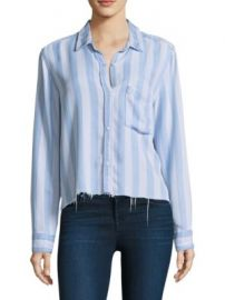 Rails - Bishop Stripe Button-Down Shirt at Saks Fifth Avenue