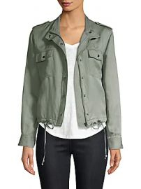 Rails - Collins Chambray Jacket at Saks Fifth Avenue