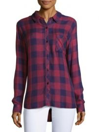 Rails - Hunter Plaid Long-Sleeve Shirt at Saks Off 5th