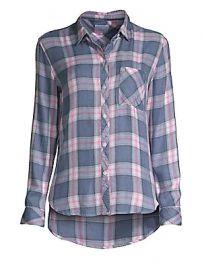 Rails - Hunter Plaid Pocket Shirt at Saks Fifth Avenue