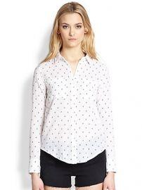Rails - Jesse Sailboat-Print Button-Down Shirt at Saks Fifth Avenue