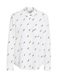 Rails - Kate Electric Silk Blouse at Saks Fifth Avenue