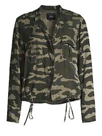 Rails - Rowan Camo Jacket at Saks Fifth Avenue