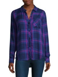 Rails - Taitum Plaid Shirt at Saks Fifth Avenue