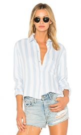Rails Bishop Button Up in Bar Harbor from Revolve com at Revolve