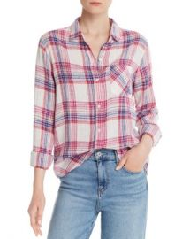 Rails Charli Plaid Shirt  Women - Bloomingdale s at Bloomingdales
