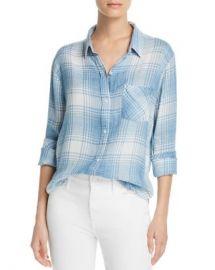 Rails Charli Plaid Shirt  Women - Bloomingdale s at Bloomingdales