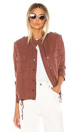 Rails Collins Jacket in Burgundy from Revolve com at Revolve