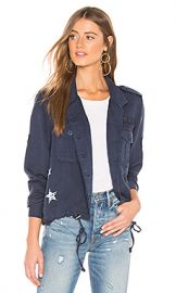 Rails Grant Military Jacket in Indigo from Revolve com at Revolve